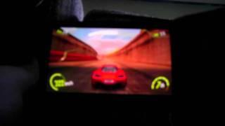 Playstation vita Asphalt Injection Demo