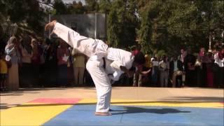 【Japan Day Sudan 2015 (1st Day)】Judo demonstration / 柔道デモンストレーション
