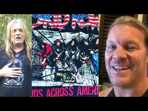 Sebastian Bach and Fozzy's Chris Jericho war of words over tour name ..!