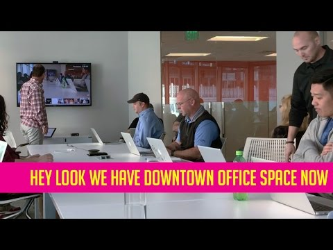 Downtown Office Space Tour