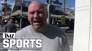 Dana White Won't Let Chuck Lidell Fight In The UFC ... Because 'I Love Him'   TMZ Sports