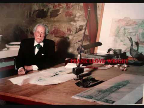 Frank Lloyd Wright against modern cities