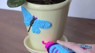 DohVinci DIY Flower Pot Art