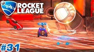 Başkan sahnede I Rocket League Türkçe Multiplayer I 31. Bölüm