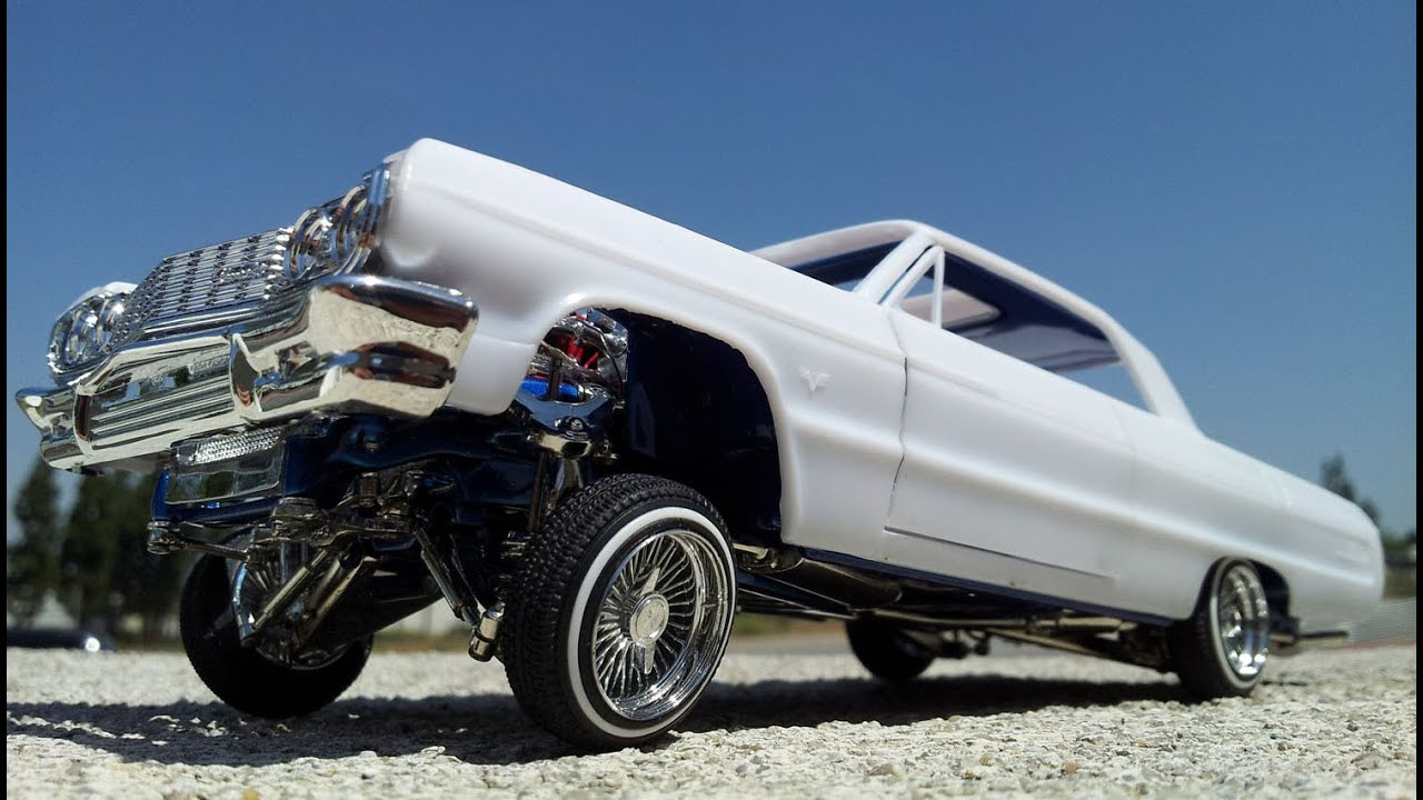 1964 Impala Ss Lowrider On Servos Video 7 Youtube