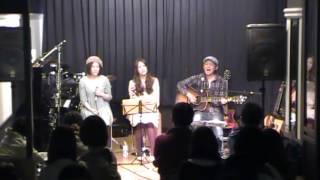 2013,4,21 井口・Toyさんで行われたライヴの様子 この演奏はトリハダも...