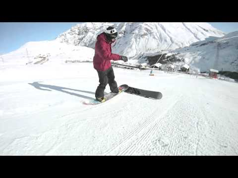 Learn How To Snowboard: Ollie | Snowboard Tricks For Freestyle Snowboarding