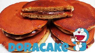 3min में बनाये डोरा पैनकेक/ Eggless DORA PANCAKES Recipe in hindi/ How to make Dora Cakes/Pancakes