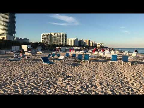 My Winter Vacation to South Beach
