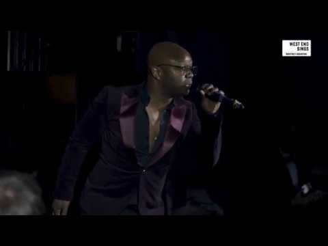 West End Sings Whitney Houston - Nathaniel Morrison - Greatest Love of All