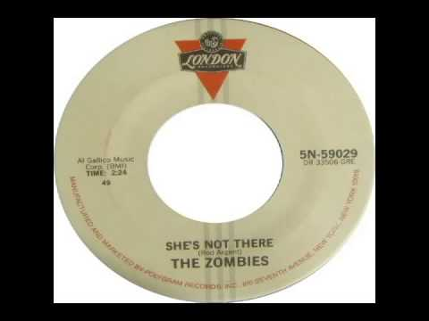 Zombies - She's Not There (1964)