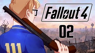Fallout 4 Playthrough Part 2 - Deep Freeze