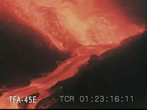 Eruption of Kilauea Iki 1959