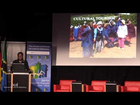 Devota Mdachi (Chief Officer, Tanzania Tourism Board)