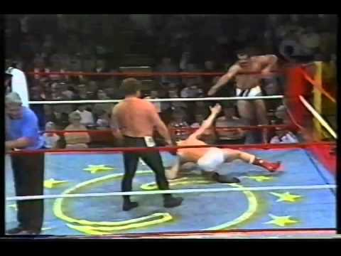 World of sport Wrestling : Derek Collins & Peter LaPaque Vs. Danny Collins & Steve Speed
