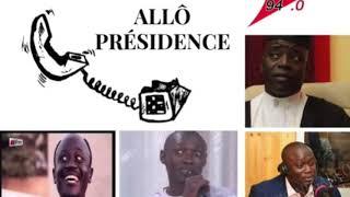 ALLO PRESIDENCE - PR : PER BUXAR - 05 MAI 2020