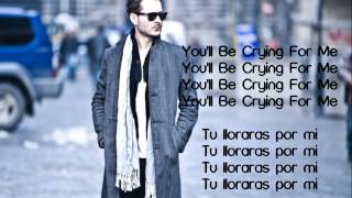 Love Story - Edward Maya feat Violet Light (letra ingles-español)