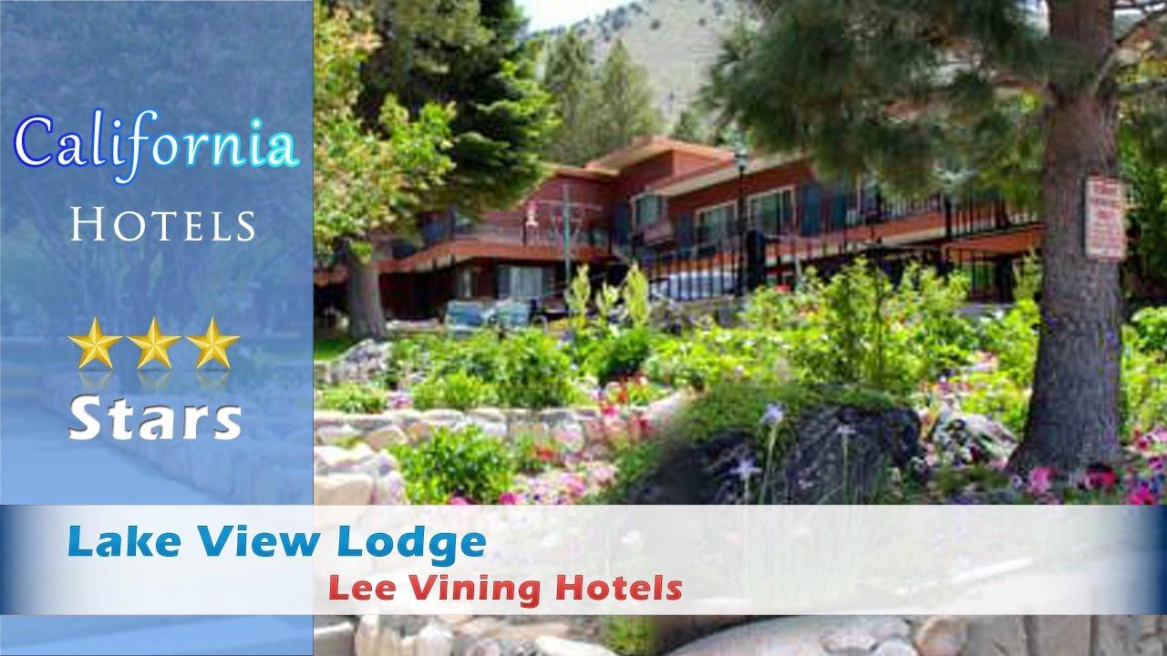 Lake View Lodge Lee Vining Hotels California