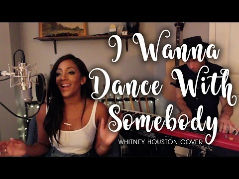 "Watch """"I Wanna Dance With Somebody"" Whitney Houston Cover 