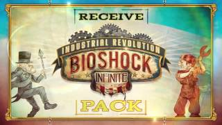 BioShock Infinite Trailer HD - Industrial revolution pack - (PS3, XBOX 360, PC)