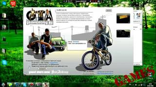 Как установить мод(Вид от первого лица) на Grand Theft Auto San Andreas(GTA SA)???