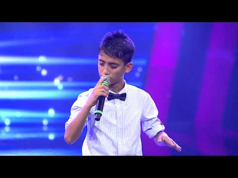 The Voice Kids Turkey Final - Şahin Kendirci 'Keskin Bıçak' - season 1 - episode 9