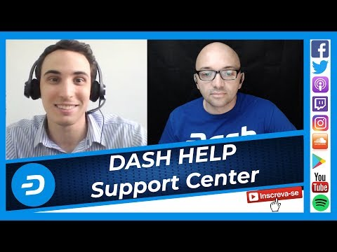 DASH HELP Interview with Giorgio Marinetti  - CEO & Proposal Owner