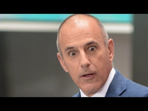 Matt Lauer Creepy s With Anne Hathaway & Sandra Bullock Goes Viral