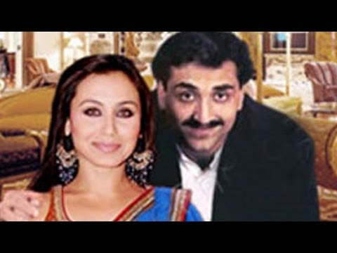 Rani Mukerji And Aditya Chopra's FUNNIEST Wedding JOKES Ever!