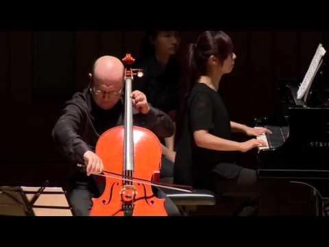 Prokofiev - Cello Sonata Op.119, I movement