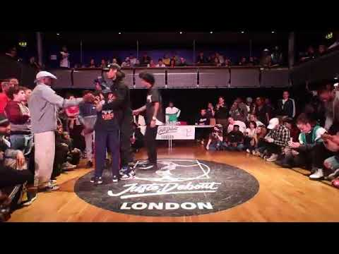 JUSTE DEBOUT LONDON 2019 | DEMARRE & K-WILD VS LES TWINS | FINAL HIP HOP BATTLE