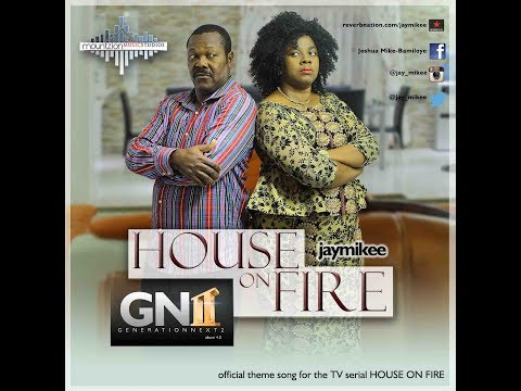 Jaymikee - House on Fire (Official theme song) (GNII Album) Gospel Song