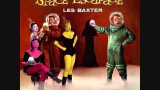 Les Baxter - Space Escapade (1958)  Full vinyl LP
