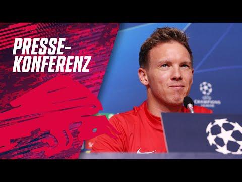 Re-Live: Die Pressekonferenz Vor Der Partie RB Leipzig Gegen Benfica Lissabon