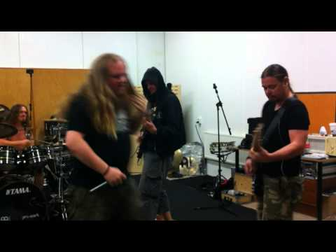 Darkane - Fading Dimensions & July 1999 (Rehearsal July 2011)