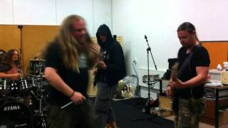 DARKANE - Fading Dimensions & July 1999: Rehearsal July 2011 (OFFICIAL PLAYTHROUGH)