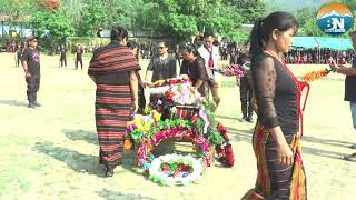 29th Hmar Martyrs Day Observed in Dima Hasao