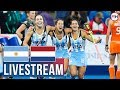 2016 Women's Hockey Champions Trophy FINAL | FULL MATCH LIVESTREAM REPLAY