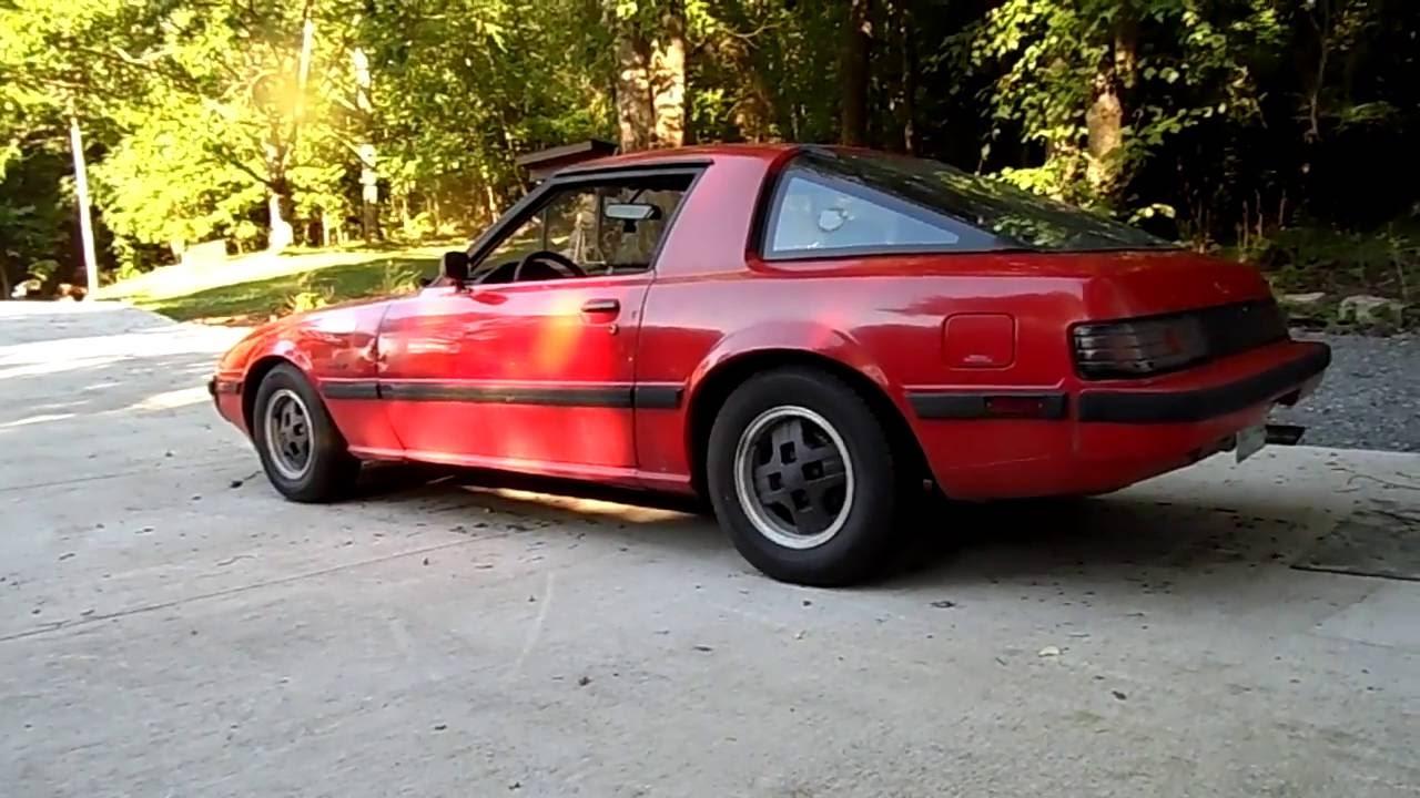 1985 RX7 302 swap