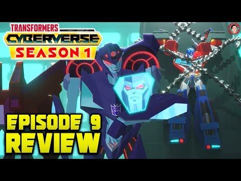 "Transformers: Cyberverse ""Shadowstriker Origins"" (Season 1: Episode 9) REVIEW"