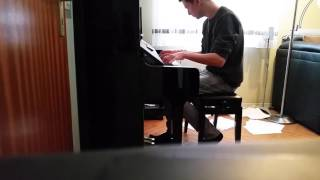 Apologize Piano variations (Kyle Landry) | Piano Solo Apologize - One Republic / Timbaland