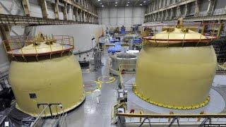 ВРоссию ввезут свыше тысячи тонн урановых отходов изФранции. Greenpeace протестует