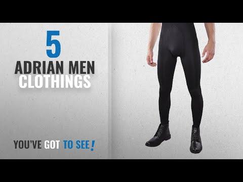5215d8e08f Top 10 Adrian Men Clothings [ Winter 2018 ]: Men Tights ,,City