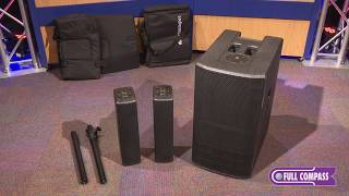 dB Technologies ES 1203 Column PA System Overview | Full Compass