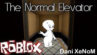 "LIFT DALAM SEJARAH - ROBLOX ""The Normal Elevator"""