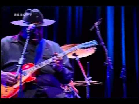 Magic Slim Live at SESC Vila Mariana - BRASIL [2010]