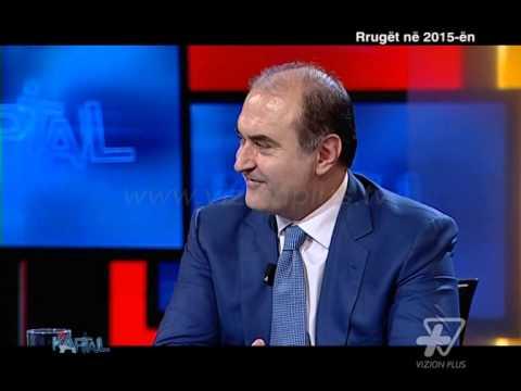 Kapital - Rruget ne 2015-en. Pj.3 - 19 Dhjetor 2014 - Talk show - Vizion Plus
