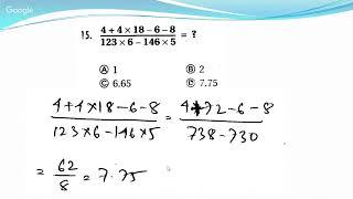 TET Live Class Subject Mathematics ON 01-08-2019 900