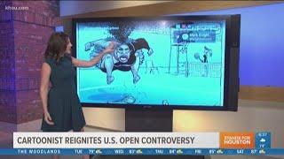 World reacts to cartoon of Serena Williams in Australian newspaper