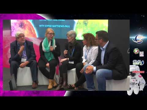 Textile Tech Time Panel - Sophie Matthews-Paul